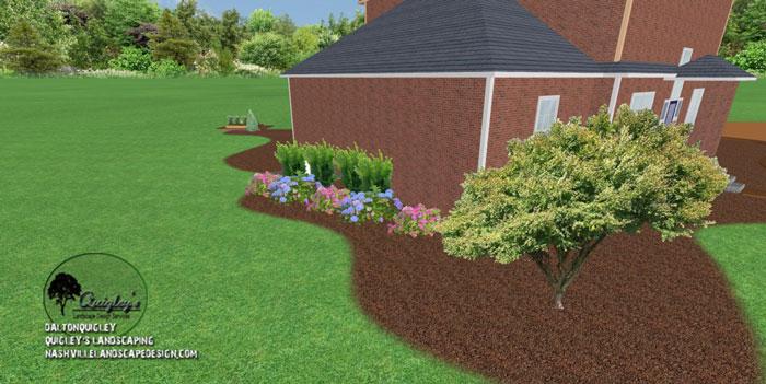 TN-Japanese-Maple-Landscape Design, Nashville, Brentwood, Franklin, spring hill, and Nolensville Tennessee
