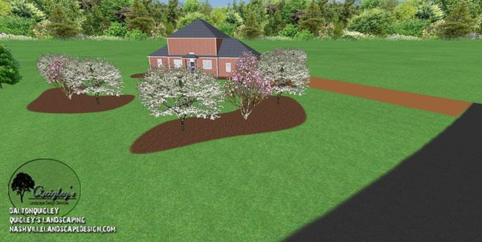 TN-Privacy-Landscape-Design, Nashville, Brentwood, Franklin, spring hill, and Nolensville Tennessee