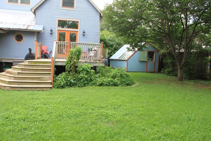 Nashville landscape renovation design nashville for Landscape renovations