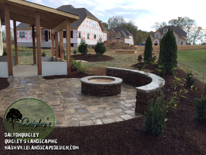 Spring hill tn landscape hardscape design nashville for Springhill designs