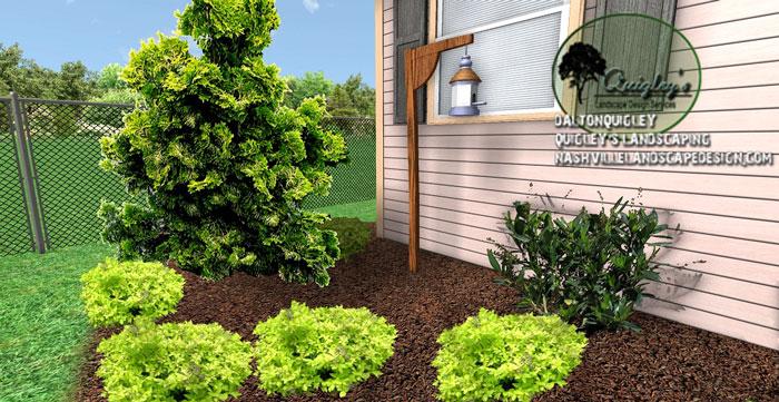 Nashville asian inspired bird friendly landscape for Landscape design nashville tn