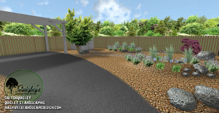 Nashville better flow landscape design nashville for Garden design nashville tn