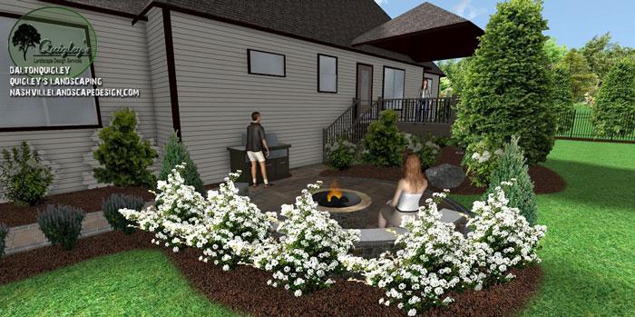 Brentwood-TN-Landscape-Design