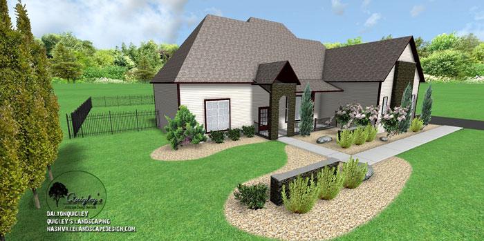Nolensville-Landscape-Design