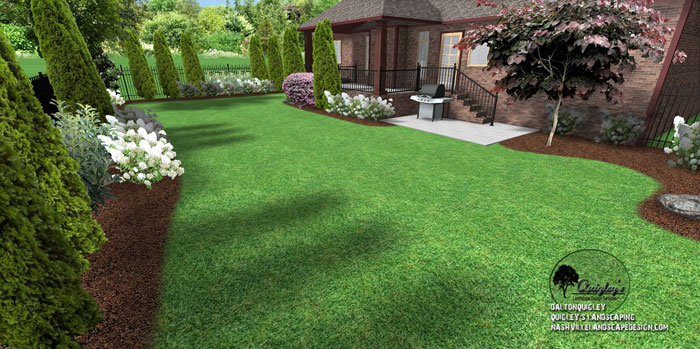Ultimate private playground nashville landscape design for Ultimate landscape design