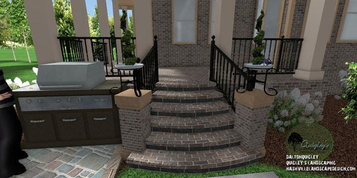 Baroque-hardscape-steps