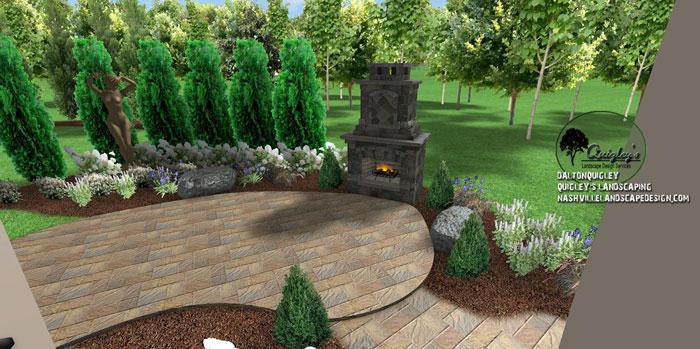 Fireplace-landscape-design