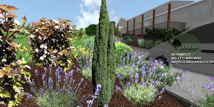 Spring-Hill-Landscape-Design, butterflies and bee garden
