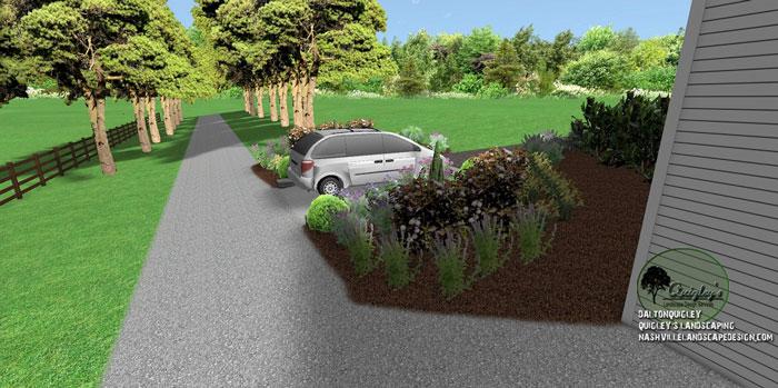 parking-spot-garden-design, butterflies and bee garden