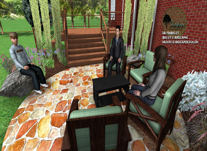 Nashville-Stone-patio