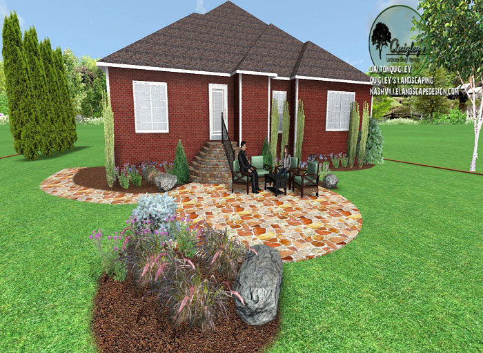 Nashville-round-stone-patio