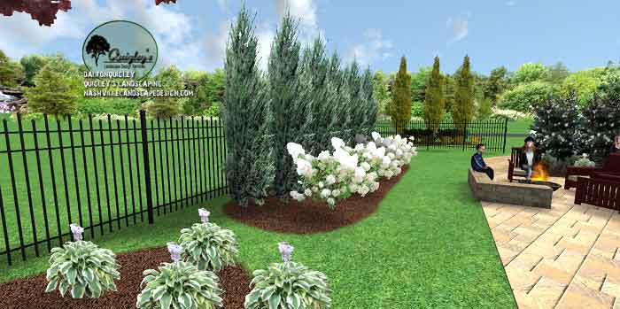 Livable backyard in brentwood tn nashville landscape for Garden design nashville tn