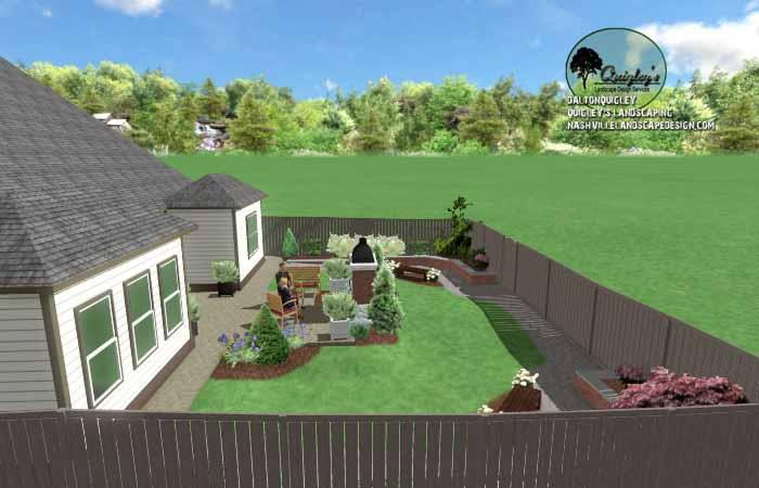Retirement Landscape Desig22