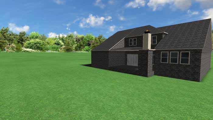 Franklin TN Backyard Plan01