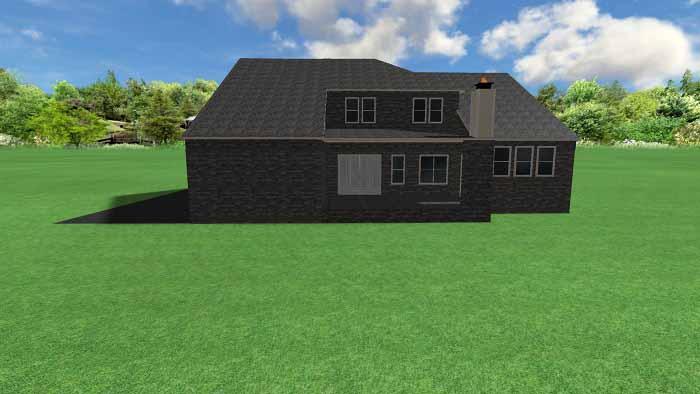 Franklin TN Backyard Plan02