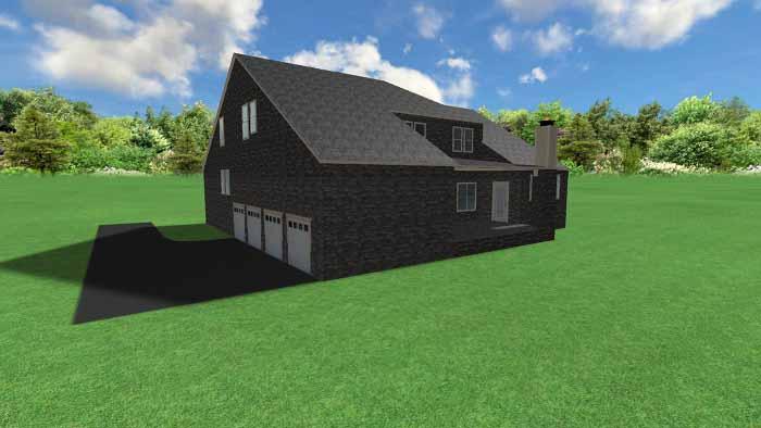 Franklin TN Backyard Plan03