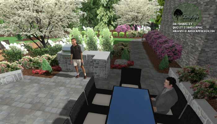 Outdoor Rooms Landscape 04