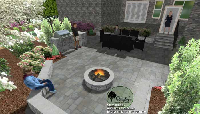 Outdoor Rooms Landscape 05