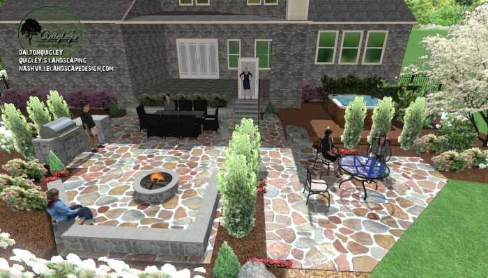 Outdoor Rooms Landscape 08