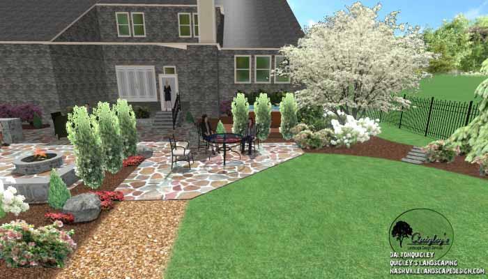 Outdoor Rooms Landscape 22