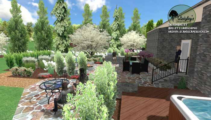 Outdoor Rooms Landscape 23