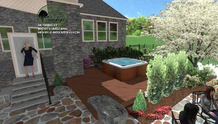 Outdoor Rooms Landscape 27