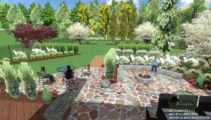 Outdoor Rooms Landscape 30