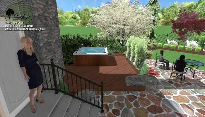 Outdoor Rooms Landscape 31