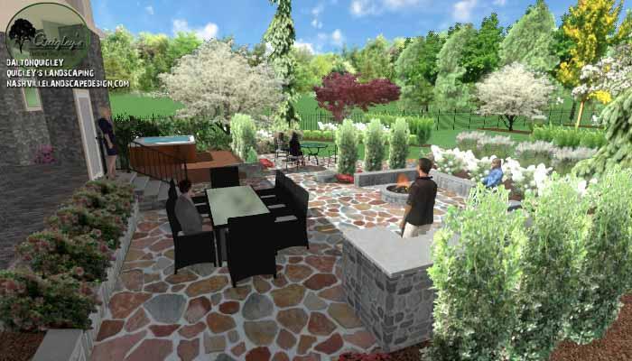 Outdoor Rooms Landscape 33