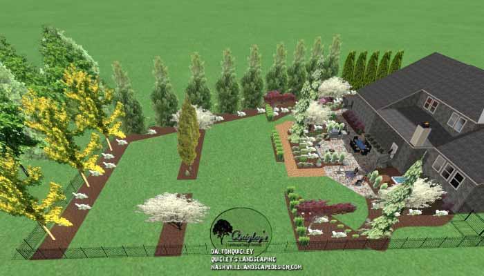 Outdoor Rooms Landscape 43