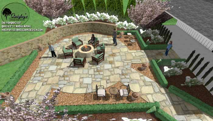 Spanish Landscape design048