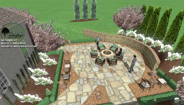 Spanish Landscape design049
