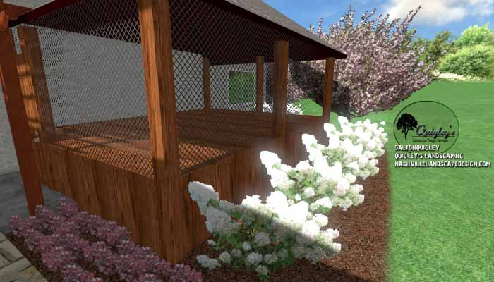 Spanish Landscape design053