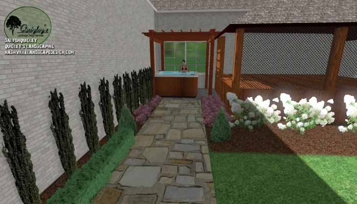Spanish Landscape design055
