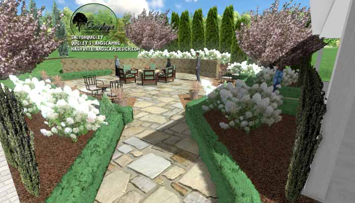 Spanish Landscape design067
