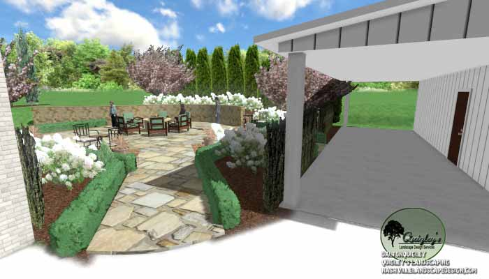 Spanish Landscape design068