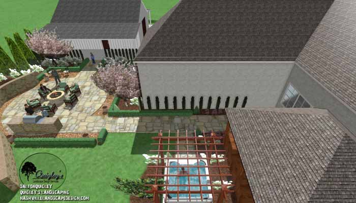 Spanish Landscape design089