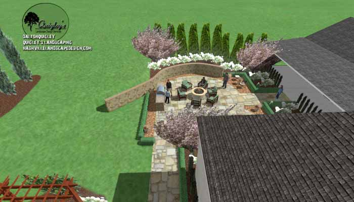 Spanish Landscape design091