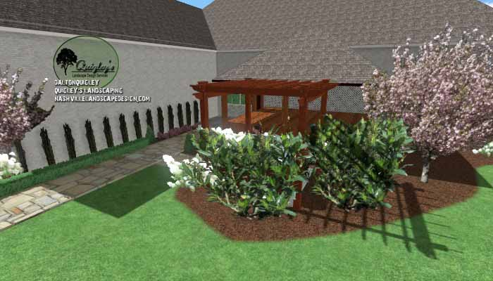 Spanish Landscape design096