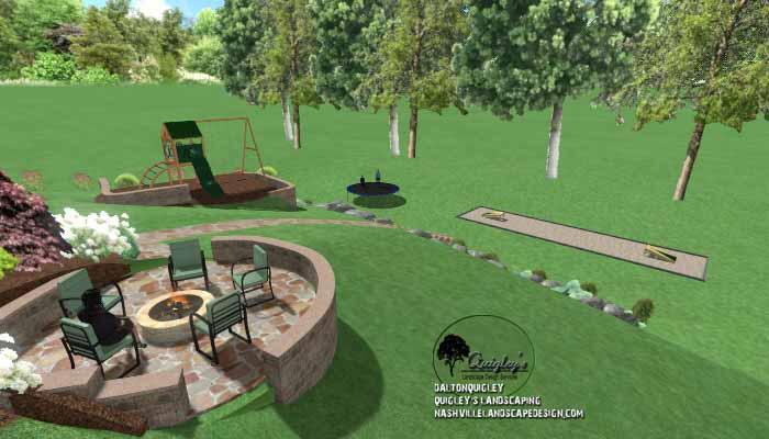Nashville Patio Builder10