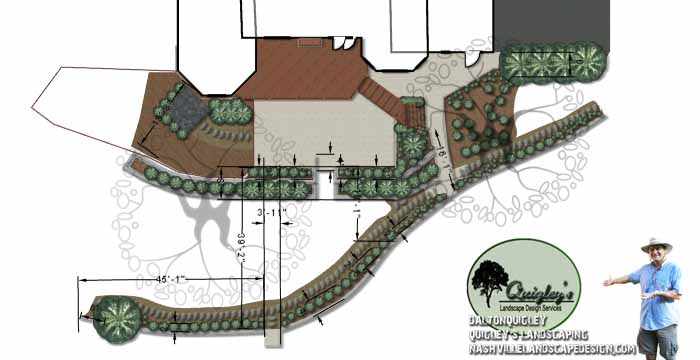 Landscaping a Slope04