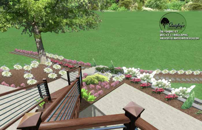 Landscaping a Slope06