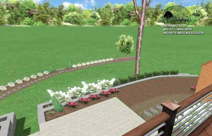 Landscaping a Slope08