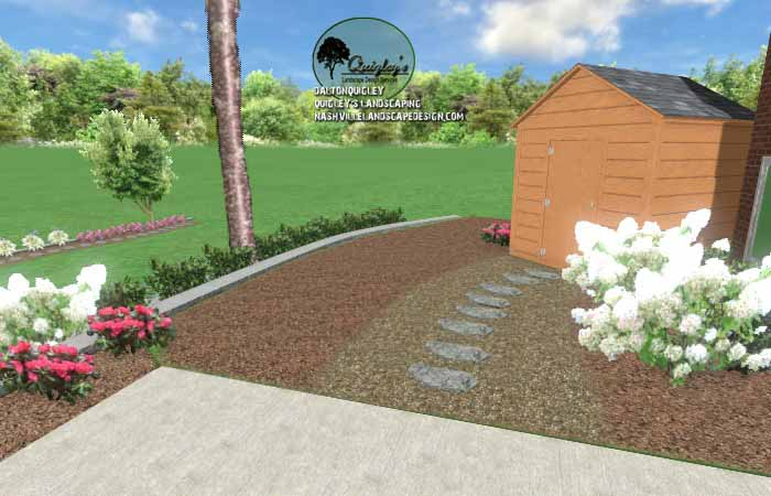 Landscaping a Slope09