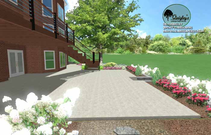 Landscaping a Slope10