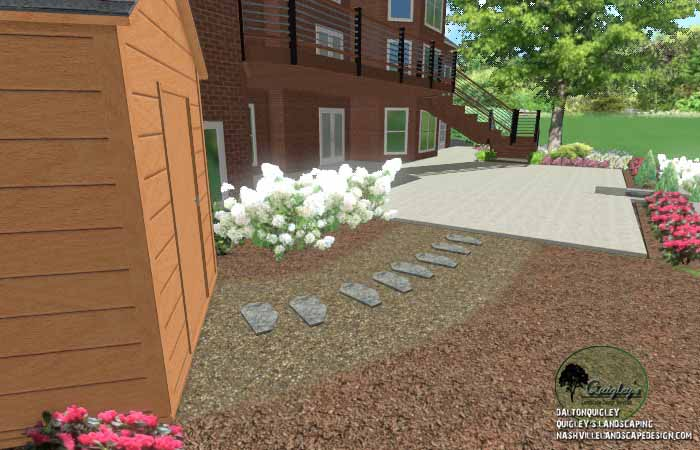 Landscaping a Slope11