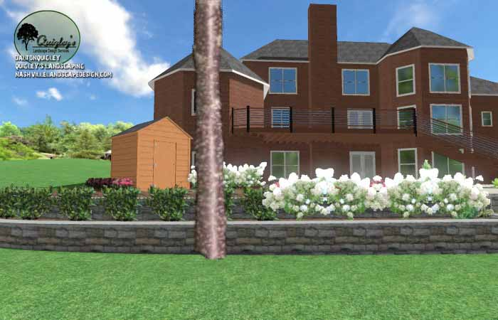 Landscaping a Slope15