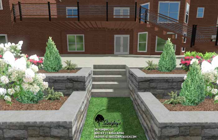 Landscaping a Slope17
