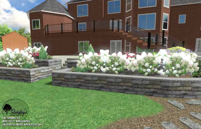 Landscaping a Slope18