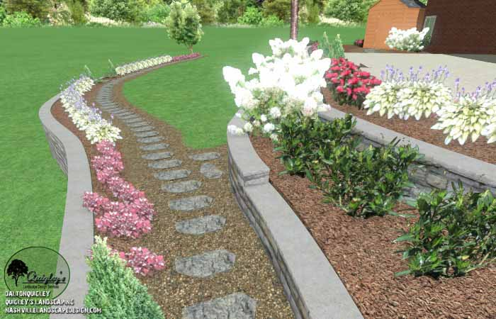 Landscaping a Slope19